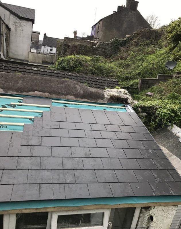 Slate and Tiled Roof Repair Dublin