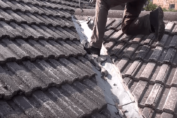 Lead Valley Roof Valley Repairs in Dublin